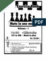 Chess Exercise Book 01 - Desconocido