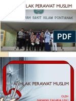 Akhlak Perawat Muslim