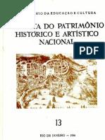 Patrimonio 1956 Pedrosa