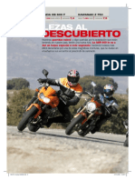 Motociclismo 06-01-31 Comparativa - Suzuki Gsr 600, Yamaha Fz6, , Kawasaki z 750, Honda Cb 600 f(2)