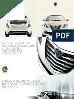 Brochure Lancia Ypsilon