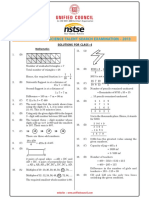 Class 4 - Nstse 2013 Solutions 4_nat_sol