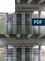 CONTROL OF CORROSION ON UNDERWATER PILES.pptx