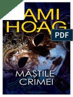 Tami Hoag - [Elena Estes] 1 Mastile crimei (v.1.0).docx