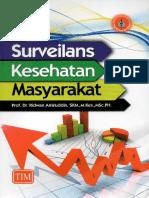 Buku Surveilans Kesehatan Masyarakat