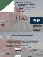 Diapositiva Helice