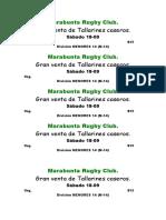 Marabunta Rugby Club