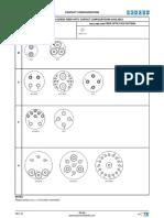 FO - MINI-CON Fiber Optic Contact Configurations