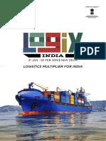 Logix India 2019 Brochure