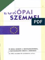 Média-mentálhigiéné-1996. Szerk. Beöthy-Molnár A., Grezsa F., Buza D.