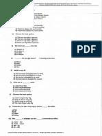 Examen Oficial 2008 Opcion a Guardia Civil