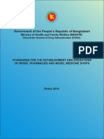 Model Pharmacy Guidelines