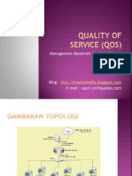 Quality of Service (QOS) Quue Tree Per Host