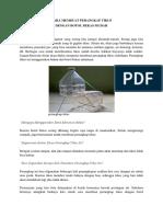 Cara Membuat Perangkap Tikus Dengan Botol Bekas