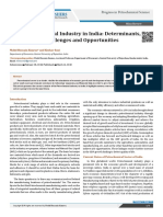 Petrochemical Industry in India - Determinants, Challenges