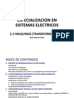 2.2 Maquinas (Transformadores) Rv2