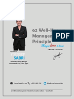 62 Well Known Management Principles That You Love to Know - Youssef Sabri