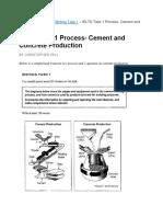 Process Essay Sample