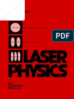 Laser Physics - Tarasov, L. V.