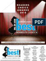 APP Best of the Best 2018: Monmouth County