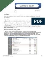 Como Fazer - Instação e Configuração Do TSS