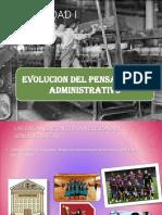 Adm-i, Unid i, Escuelas Del Pensam Adm (2)