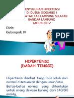 Semi Presentasi Hipertensi
