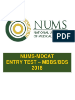 Entry Test Syllabus MBBS BDS2018(ForNTS)1539608446