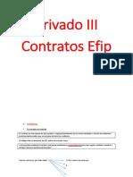 Privado III Efip 1