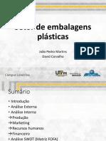 Análise Setor Plásticos