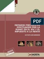 Manual Operativo Nº 9 -  Reparos frecuentes efectuados por la sunat en el  IGV y el impuesto a la renta  (OK).pdf