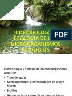 3. Hidrobiología y Ecología de Los Microorganismos Acuáticos