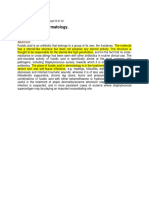 Fusidic Acid in Dermatology