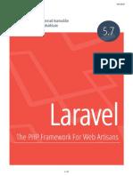 Sample Laravel