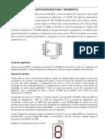 Decodificador Bcd Para 7 Segmentos