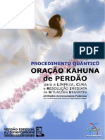 Oração Kahuna Do Perdão Para Limpeza - Versãoespecial