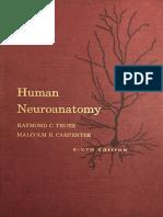 Neuroanatomia Humana - Carpenter