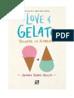 Jenna Evans Welch - Love Gelato Vacanta La Florenta (v1.0)