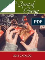 Spirit of Giving 2018
