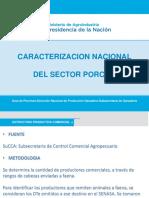 Estadisticas porcinas Argentina
