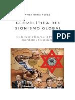 Xavier Ortiz-Perez - Geopolitica del Sionismo Global. Cap. 5.