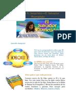 Leccion 1 El Salvador Prometido Jesus