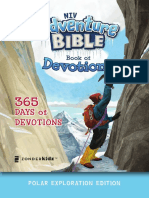 NIV Adventure Bible Book of Devotions