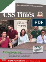 HSM CSS Times September 2018