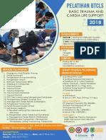 Poster Pelatihan Btcls a4 Fix 1