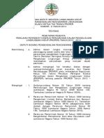 SK Deputi No. 06 Tahun 2014 Tentang Peserta PROPER 2014