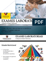 Aula 5 - Exames Laboratoriais