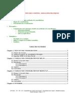Consolidation Des Comptes - Modalites Pratiques