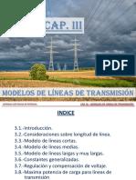 03 Cap III - Modelo de Lineas de Transmision Mod. 14-12-16