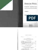 Derecho Penal Parte Especial - Buompadre, Tomo 1
